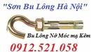 Tp. Hà Nội: Bán Bu Lông Nở Móc thép mạ kẽm 0968. 521. 058 Tắc kê nở móc 6,8, 10 Ha Noi CL1518469P2