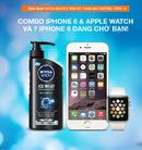 Tp. Hà Nội: Mua Nivea Men trúng iPhone 6 và Smart Watch CAT18_216_234