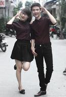 Tp. Hồ Chí Minh: áo sơ mi cặp hcm SC022 CL1684527P10