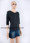 Tp. Hồ Chí Minh: Bán sỉ lô áo thun dệt kim nữ thời trang trẻ đẹp giá gốc 38k CL1112050P21