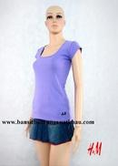 Tp. Hồ Chí Minh: Bán sỉ áo thun nữ thời trang H&M giá gốc CL1112050P21