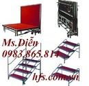 Tp. Hà Nội: Bục sân khấu bánh xe đẩy, bục sân khấu di động, bục sân khấu mini CL1528250