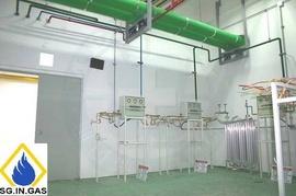 Thiết kế và lắp đặt hệ thống khí y tế trung tâm