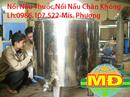 Tp. Hồ Chí Minh: Nồi nấu thuốc bắc, nồi nấu dược liệu-Lh:0986107522 CL1689707