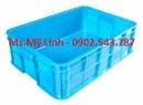Tp. Hồ Chí Minh: sóng nhựa, khay nhựa, rổ nhựa các loại, rổ đựng trái cây CL1625307P10