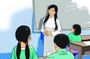 Tp. Hà Nội: Giáo viên Tây lí giải vì sao người Việt khó học tiếng Anh CL1544311P9