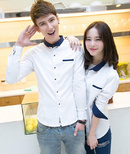 Tp. Hồ Chí Minh: áo sơ mi cặp trắng SC044 CL1684527P10
