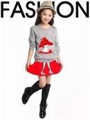 Tp. Hà Nội: Bộ quần váy bé gái CL1666607P10