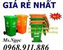 Tp. Hồ Chí Minh: Thùng rác công nghiệp, thùng rác môi trường, thùng rác 660l CL1655817P9