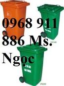 Tp. Hồ Chí Minh: Thùng rác nhựa HDPE, thùng rác công nghiệp, thùng rác 120l, thùng rác 240l CL1655817P9