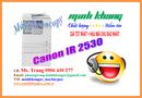 Tp. Hồ Chí Minh: BánCanon iR 2530, giao diện tiếng Việt, chức năng Copy, In mạng, Scan màu CL1607393P5