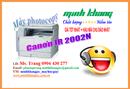 Tp. Hồ Chí Minh: Máy photo chính hãng Canon IR 2002N Copy-In Mạng-Scan màu, in khổ A3 CL1663811P7
