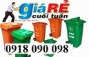 Tp. Hồ Chí Minh: bán thùng rác nhựa HDPE, thùng rác composite, thùng rác công nghiệp. xe rác 660 CL1487791P8