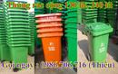 Tp. Hồ Chí Minh: Thùng rác 120 lít, thùng rác 240 lít, thùng rác nhựa HDPE giá rẻ CL1385808