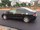 Tp. Hà Nội: Bán xe honda civic 1. 8 số sàn, mầu đen, sản xuất 2008 một chủ 445tr RSCL1098824