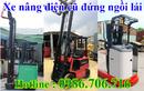 Tp. Hồ Chí Minh: xe nâng điện cũ đứng ngồi lái toyota, komatsu, mitsubishi 1 tấn, 1. 5 tấn CL1385808