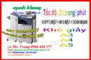 Tp. Hồ Chí Minh: Máy photocopy Toshiba e studio 355, toshiba 355 , copy 2 mặt + in +scan mạng CL1545268