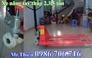 Tp. Hà Nội: Xe nâng tay thấp 2 tấn, 3 tấn, 5 tấn nhập khẩu giá rẻ CL1395229