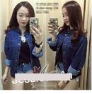 Tp. Hồ Chí Minh: áo khoác nữ jean dễ thương N2 CL1556702