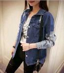 Tp. Hồ Chí Minh: áo khoác jean nữ N1 CL1556702