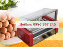 Tp. Hà Nội: Cung cấp bếp quay xúc xích, bếp nướng xúc xích bằng điện giá rẻ CL1625307P8