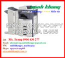 Tp. Hồ Chí Minh: Máy photocopy Toshiba e- Studio 455, máy photocopy E-455. Bảo hành 24 tháng CL1607393P3