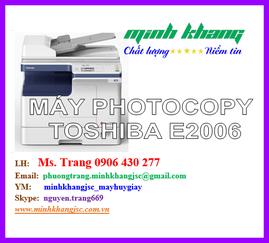 Toshiba e2006 / Máy photocopy Toshiba e2006 chính hãng giá cực rẻ