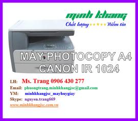 CANON IR 1024, Máy photocopy CANON IR 1024 máy photocopy chuyên dùng cho VP