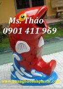 Tp. Hồ Chí Minh: thùng rác con cá heo, thùng rác con cá chép, thùng rác con chuột mickey, con thú CL1554716