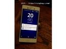 Tp. Đà Nẵng: Bán Sony m4 trắng mơi 99. 9% còn bảo hành sony 10 tháng. CL1499429P2