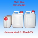 Hưng Yên: can nhựa , hộp nhựa 2L, 5L, 25L, 30L GỌI 0937866965 CL1555754
