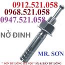 Tp. Hà Nội: Sơn 0947. 521. 058 bán nở đinh, nở rút, bu lông nở Inox 304, nở sắt Ha Noi CL1555754