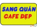 Tp. Hồ Chí Minh: Sang Quán Cafe hcm CL1581490