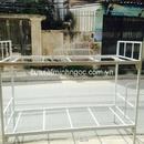 Tp. Hà Nội: Nhà sản xuất: giường tầng sắt - inox giá rẻ CL1132768