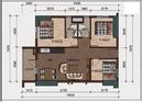 Tp. Hà Nội: Cần bán gấp căn hộ 3 ngủ chung cư HH1B linh đàm CL1559568