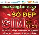 Tp. Hà Nội: Sim số đẹp giá rẻ tại Hà Nội - Tp. Hcm và các tỉnh CL1642674