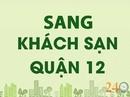 Tp. Hồ Chí Minh: Sang Khách Sạn Quận 12 CL1582839