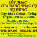 Tp. Hồ Chí Minh: Dạy Trống - Dạy Đàn - Dạy Nhạc ở gò vấp CL1013142P10