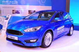 Ford Focus Ecoboost 2016 Hoàn Toàn Mới