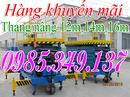 Tp. Hồ Chí Minh: Thang nâng đơn, thang nâng đôi, thang nâng hàng giá rẻ 0985349137 CL1222117P8