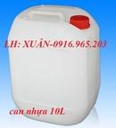 Trà Vinh: Can nhựa, Can nhựa đựng tinh dầu, Can nhựa đựng dầu dừa, Can nhựa 1L, 5L, 10L. .. CL1601922