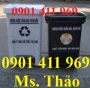 Tp. Hồ Chí Minh: Thùng rác y tế, thùng rác y tế 20 lít CL1450764