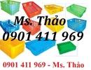 Tp. Hồ Chí Minh: sóng nhựa, khay nhựa, rổ nhựa, kệ nhựa, các loại sản phẩm nhựa CL1119196