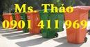 Tp. Hồ Chí Minh: bán thùng đựng rác, thùng chứa rác, thùng rác công cộng, giá rẻ RSCL1647290