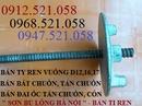 Tp. Hà Nội: 0968. 521. 058 Bán hệ ty ren D17 và D16 để giằng coppha rẻ nhất Hà Nội RSCL1690753