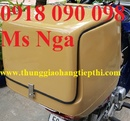 Tp. Hồ Chí Minh: thùng giao hàng, thùng chở hàng, thùng giao hàng sau xe máy, thùng chở hàng tiếpthi CL1573124