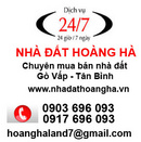 Tp. Hồ Chí Minh: Mua bán nhà đất quận gò vấp tại tphcm CL1633132