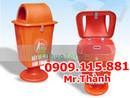 Tp. Hồ Chí Minh: Thùng chứa rác, thùng chứa rác thải, thùng dọn vệ sinh, thùng rác CL1075610