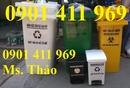 Tp. Hồ Chí Minh: thùng rác y tế 120 lít, thùng rác bệnh viện, thùng rác 2 bánh xe RSCL1696592