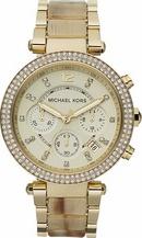 c850d65fe864 Tìm - Đồng hồ nữ Michael Kors Golden Runway Watch with Glitz MK5166 ...